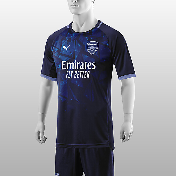 Arsenal | 2021-22 Third Shirt