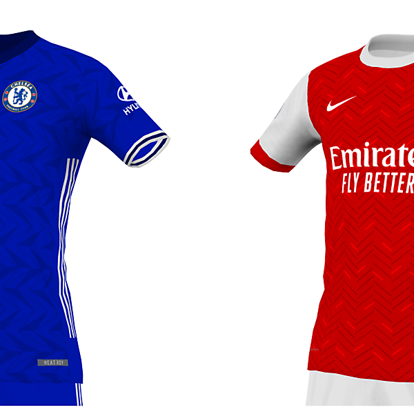 Arsenal Chelsea swap