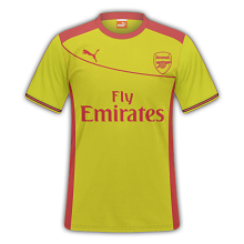 Arsenal Fantasy Away Kit