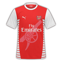 Arsenal Fantasy Home Kit