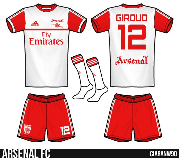 Arsenal FC | Away