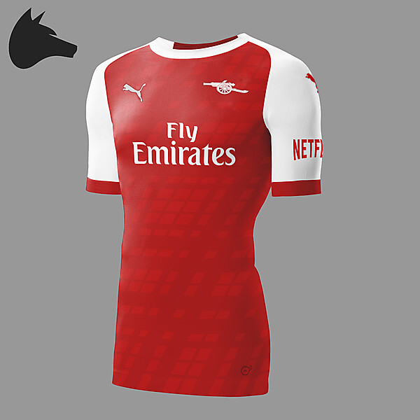 Arsenal home 18-19