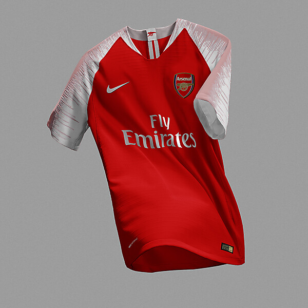 Arsenal Home Jersey Concept
