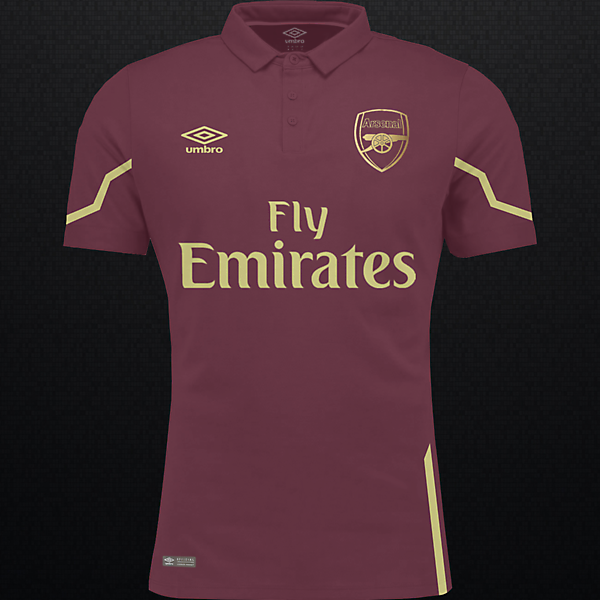 Arsenal Umbro Away Kit