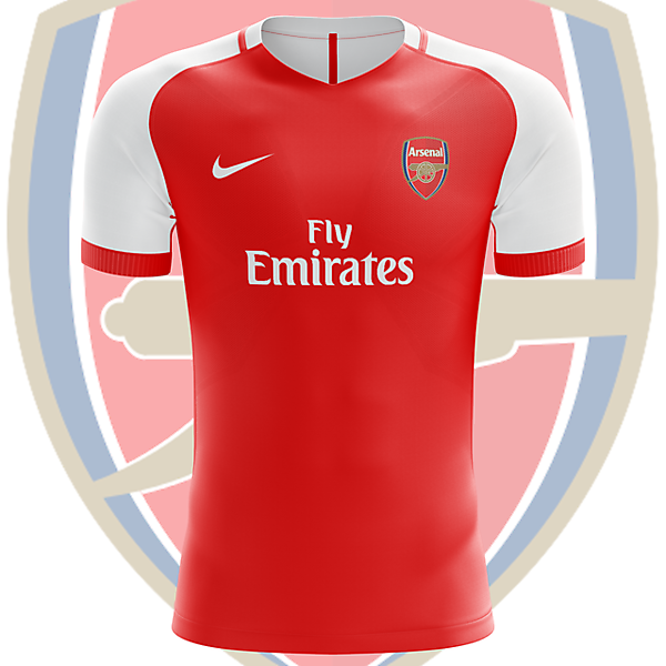 Arsenal x Nike - Home
