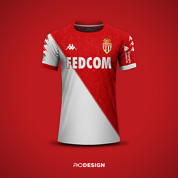 AS Monaco | Kappa | Home