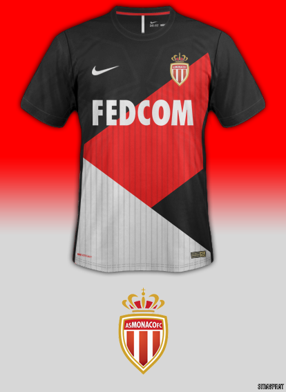 AS Monaco Away Kit
