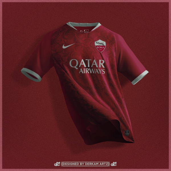 AS Roma - Valentine's Day Kit (2019)