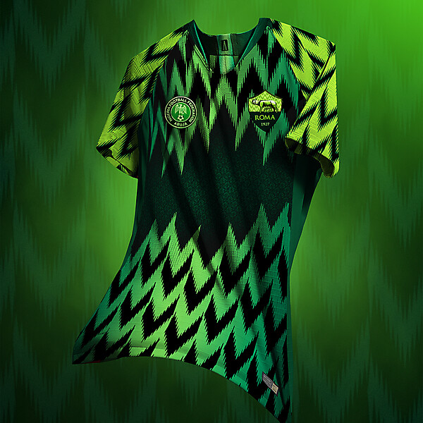 As Roma | ?? Super Eagles Nigeria
