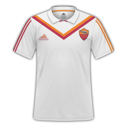 As Roma Away Fantasy Kit