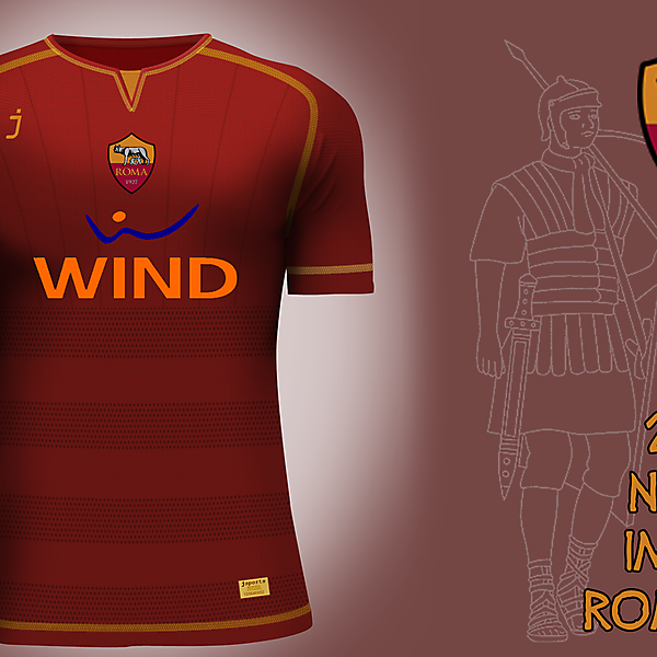 AS Roma home jersey 2015/16