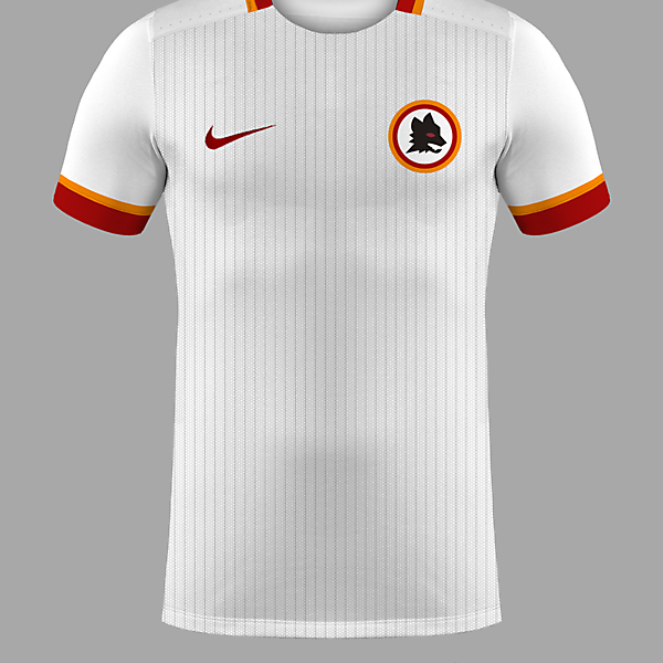 AS Roma Possible 16/17 Away