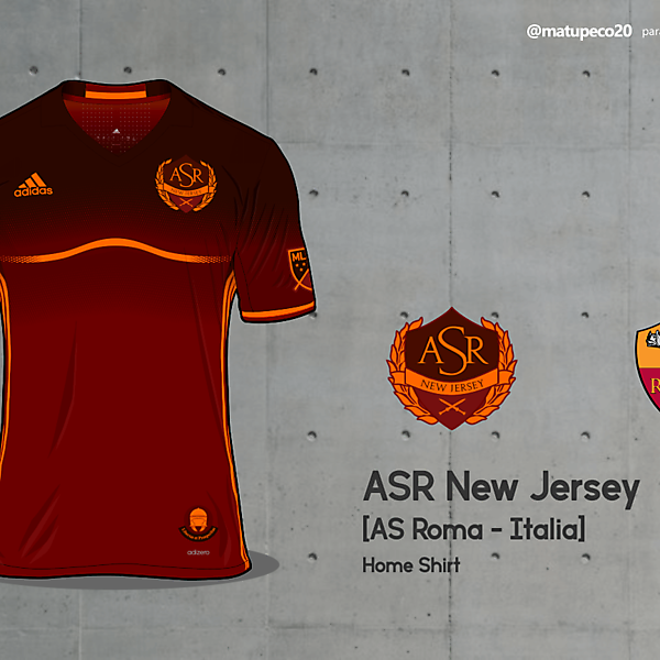 ASR New Jersey - MLS Foreign Invasion