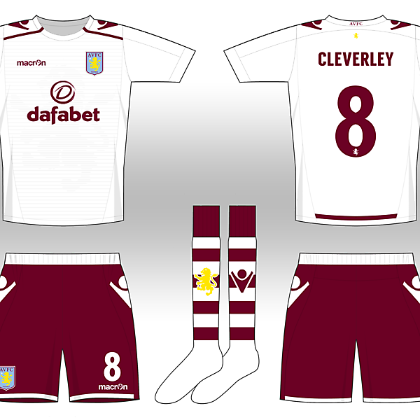 Aston Villa - Away