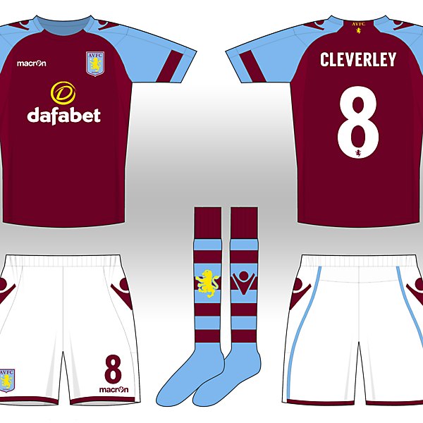 Aston Villa - Home