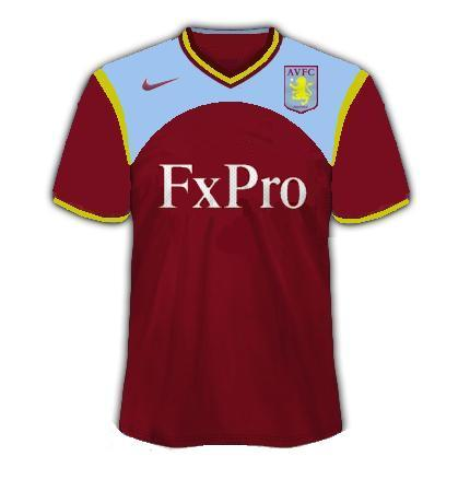 aston villa football club home