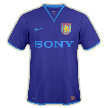 Aston Villa Away