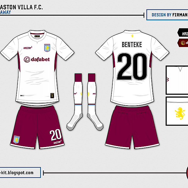 Aston Villa F.C. Away