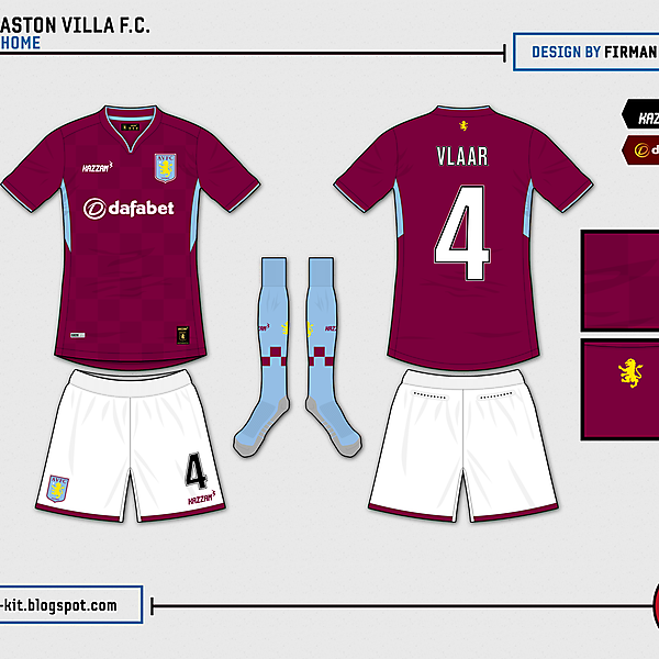 Aston Villa F.C. Home