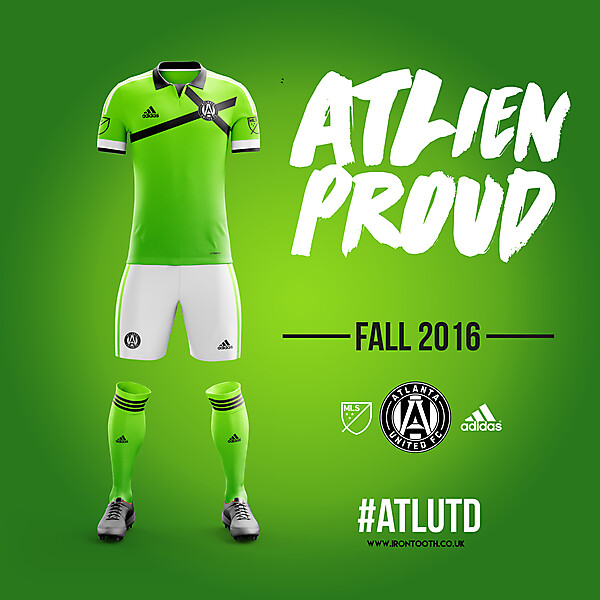 Atlanta United FC 2017 Third Kit