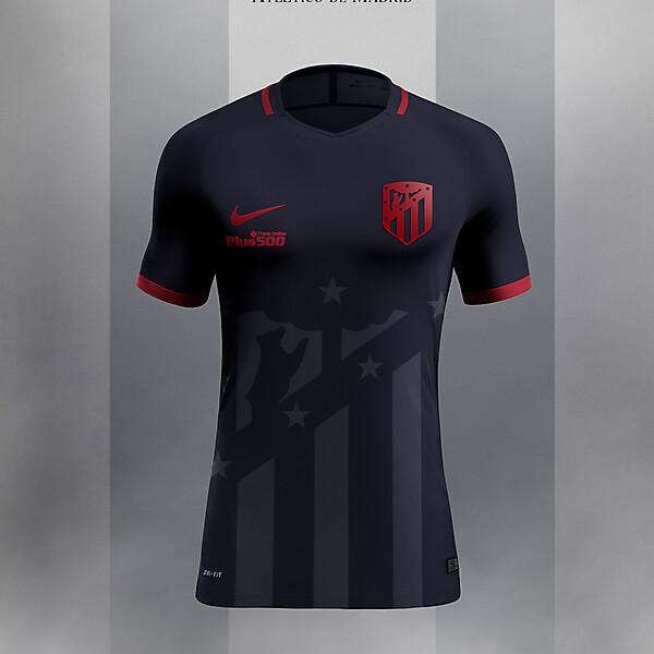 Atletico de Madrid 2017/18
