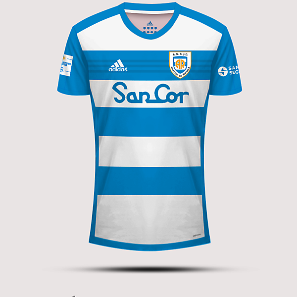 Atlético de Rafaela - Home Kit