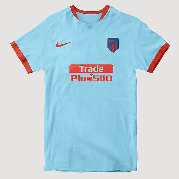 Atletico Madrid Away 2018/2019