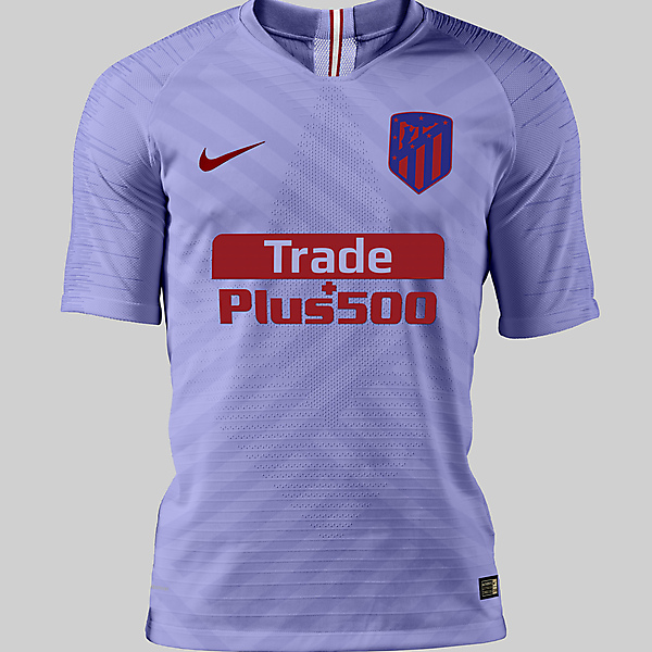 Atletico Madrid Away Concept Kit