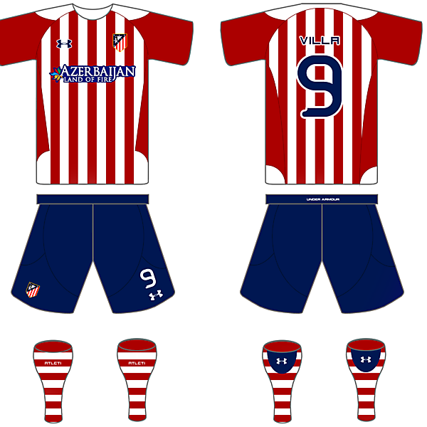 Atletico Madrid Home
