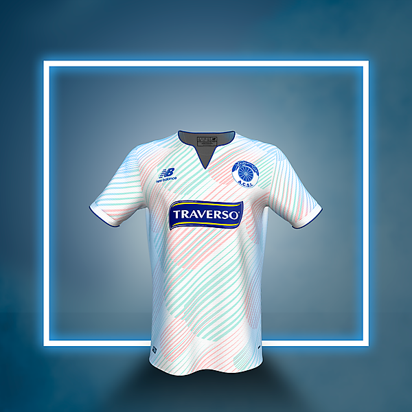 Audax Italiano - Away Shirt