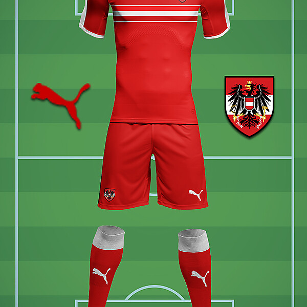 Austria Puma Home Kit