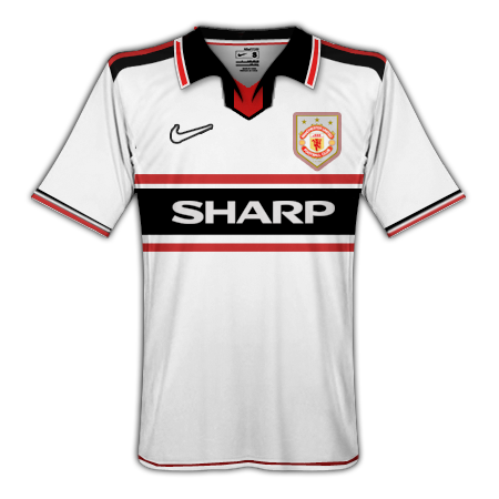 Manchester United Away 90s Revamp