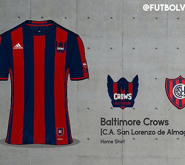 Baltimore Crows - MLS Argentine Invasion