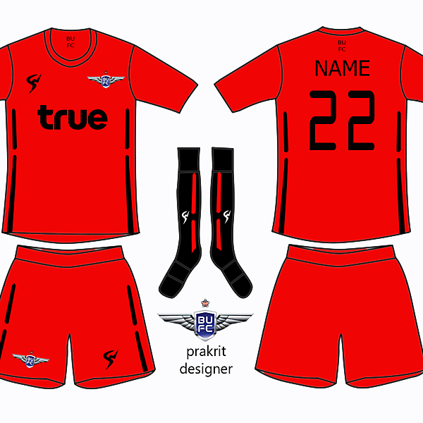 Bangkok United kit 2016