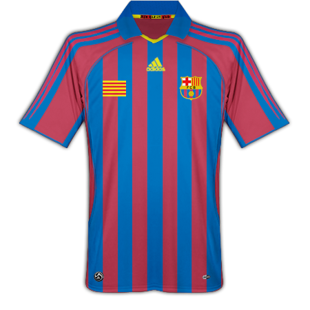 Barca Home and Away