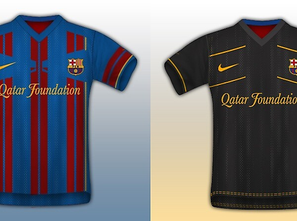 BARCELONA 1 and 2