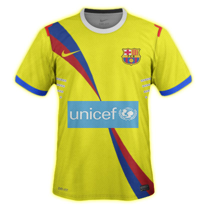 Barcelona 2008 Remade Away