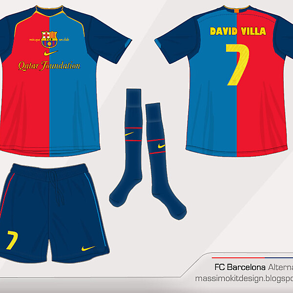 Barcelona Alternate