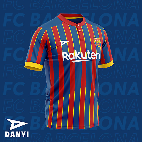 Barcelona Home Kit By:Danyi