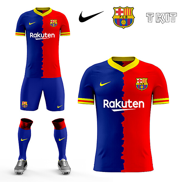 Barcelona Home Kit Concept