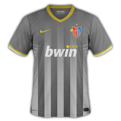 Basel FC fantasy kits for 2013/14