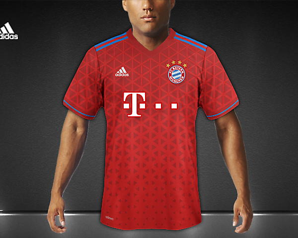 Bayern Fantasy Home Kit
