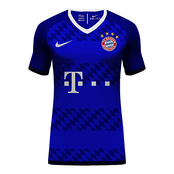 Bayern Münich - Nike Away Kit