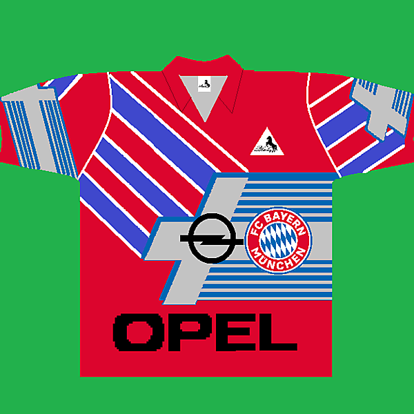 Bayern Munich-Blacky-1990