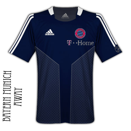 Bayern Munich Away