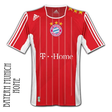 Bayern Munich Home