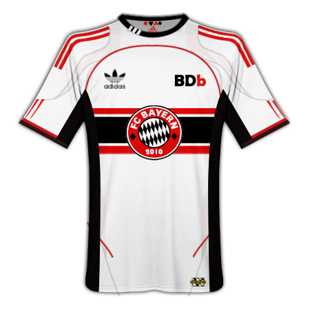 Black Diamond Bayern Away