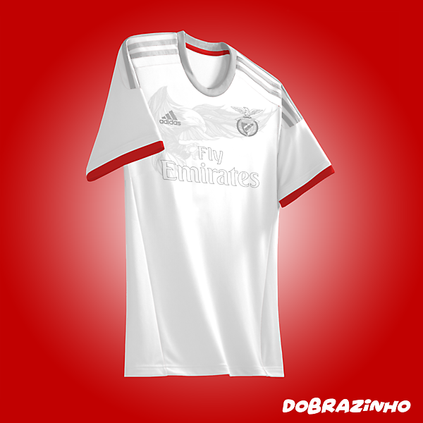 Benfica Away Kit Concept