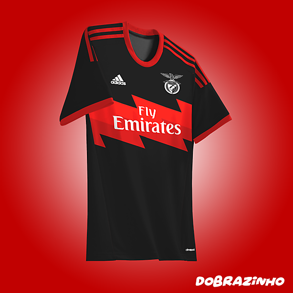 Benfica Third Kit Concept
