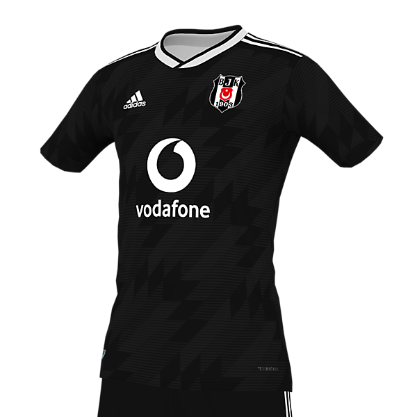 Besiktas 20 away